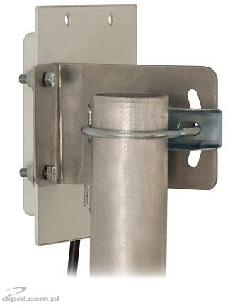 Antenna bracket with tilt adjustment for ATK-P1