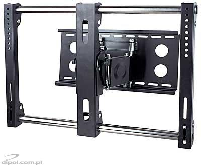 Flat panel wall mount: DP107B (32-60 inches, tilt &swivel)