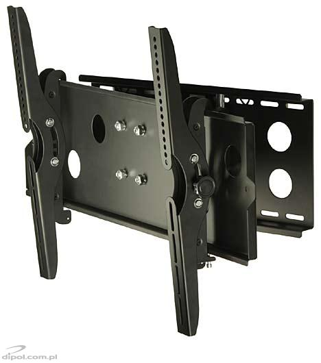 Flat Panel Wall Mount: DP108B (42-70 inches, tilt &swivel)