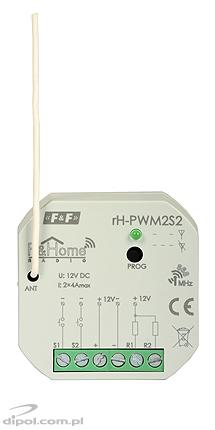 Double Low-voltage PWM Controller & Double Sender: F&Home Radio rH-PWM2S2
