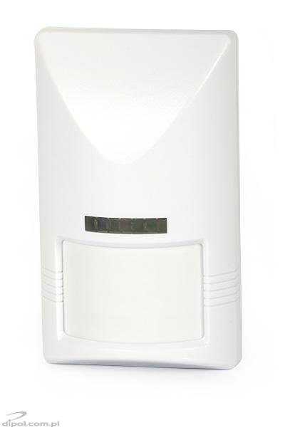Battery-oper. Motion Sensor: F&Home Radio rH-P1