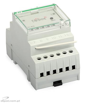5-channel Relay: F&Home Radio rH-R5 LR (DIN rail)