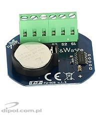 5-button Remote Control: F&Wave FW-RC5 (for Ø60 box)