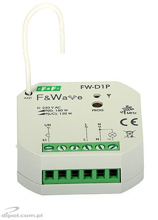 Wireless Dimmer F&Wave FW-D1P