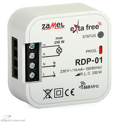 Dimmer wireless Exta Free RDP-01