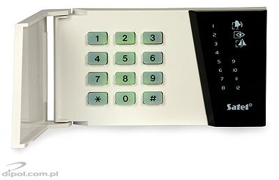 LED Keypad for CA-10 Panels (SATEL): CA-10 KLED