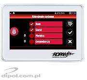Touch Panel ROPAM TPR-4W (white)