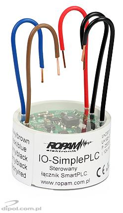 Remotely Controlled Switch ROPAM IO-SimplePLC