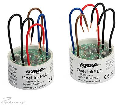 Pair of Remotely Coupled Switches ROPAM OneLinkPLC