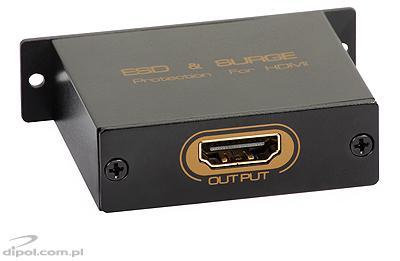 HDMI túlfeszültség védelem
