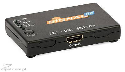Switch Signal HDMI 2x1
