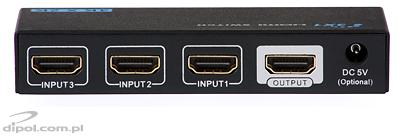 Signal HD HDMI Switch 3x1