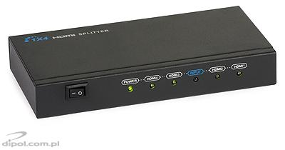 Signal HD HDMI Splitter 1x4