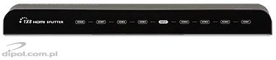 Signal HD HDMI Splitter 1x8