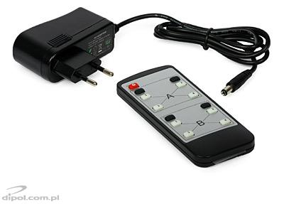 Signal-HD HDMI Switcher-Splitter 4x2
