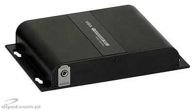 VGA Extender Signal HD (VGA IP-hez) - vevő (IP VGA-hoz)