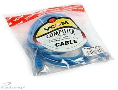 UTP Patch Cable Cat5e (2m, blue)