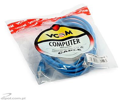 UTP Patch Cable Cat5e (3m, blue)