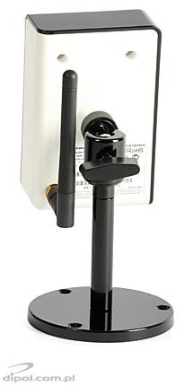 Wireless IP Camera: TP-LINK TL-SC3130G (0.5 lx, VGA, 30fps, MPEG-4, 4 mm)