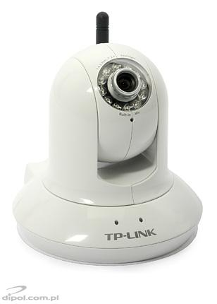 Câmara Wireless Pan-Tilt IP: TP-Link TL-SC4171G (0.5 lx, VGA, IR, 30fps, MPEG-4, 4.3 mm)
