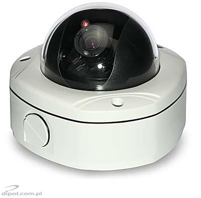Megapixel Dome Camera: ACTi ACM-7411 (1.3MP)