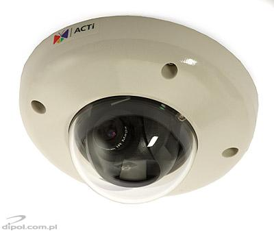 Vandal Proof IP VGA Camera: ACTi ACM-3601 - CLEARANCE SALE!