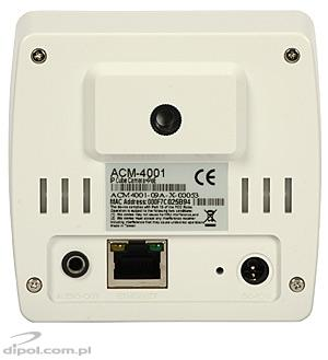 IP VGA Camera: ACTi ACM-4001