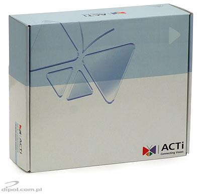 Outdoor IP Camera: ACTi ACM-1231 (1.3 MP)