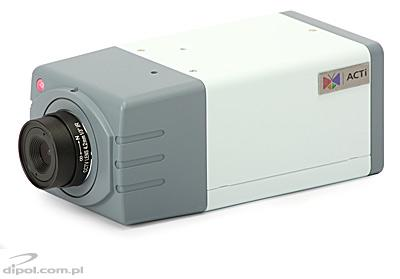 Megapixel Day/Night IP Camera: ACTi ACM-5611