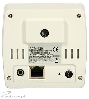 Megapixel IP Camera: ACTi ACM-4201