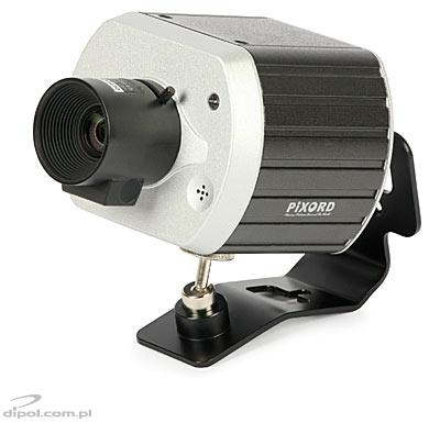 Megapixel network camera: PIXORD P600E (2.0 Mpx, H.264, PoE) - CLEARANCE SALE!
