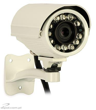 Outdoor IP Camera: Pixord PL-621E (2MP, H.264, PoE)