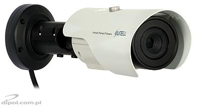 Thermal Imaging IP Camera: Sunell SN-TPC4200KT/F
