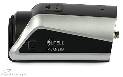 Camera IP CCD Sunell SN-IPC54/50DN (1.3MP, H.264, ONVIF) - SOLDURI!