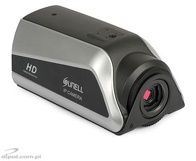 IP CMOS Full HD kamera: Sunell SN-IPC54/12DN 2MP, H.264, ONVIF