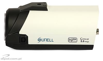 5 Mpix IP box kamera Sunell SN-IPC54/40EDN