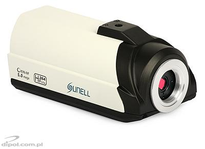Megapixel IP Camera: Sunell SN-IPC54/40EDN (5MP, box)