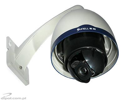 Câmara IP High Speed Dome: Sunell 1.3MP SN-IPS54/70DN/Z18W