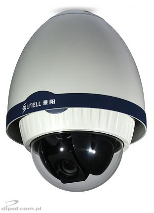 2 MP IP PTZ kamera: Sunell SN-IPS54/80DN/Z22