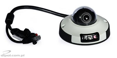 Cameră IP dome Sunell SN-IPC54/14EDN (2MP, Exmor, ONVIF)
