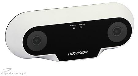 Ceiling IP Camera with People Counting: Hikvision iDS-2CD6810F/C (2mm)