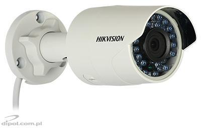 Kamera IP kompaktowa HIkvision DS-2CD2010F-I (1.3 MPix, 4 mm, 0.01 lx, IR do 30 m)