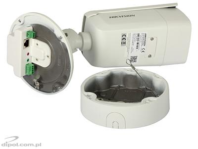 Kamera IP kompaktowa Hikvision DS-2CD2620F-I (2 MPix, 2.8-12 mm, 0.1 lx, IR do 30m)