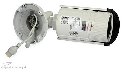 3 Mpix IP kompaktní kamera Hikvision DS-2CD2632F-I (3MP, 2.8-12mm, 0.07 lx, IR up to 30m)