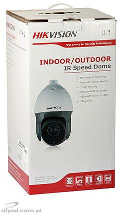 Speeddome IP 2 MP Hikvision DS-2DE5220I-AE (zoom optic 20x 4.7-94mm, IR 150m, PoE+)