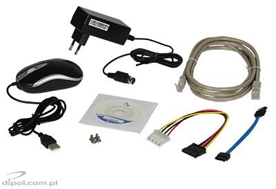 Rejestrator IP NVR Hikvision DS-7604NI-SE