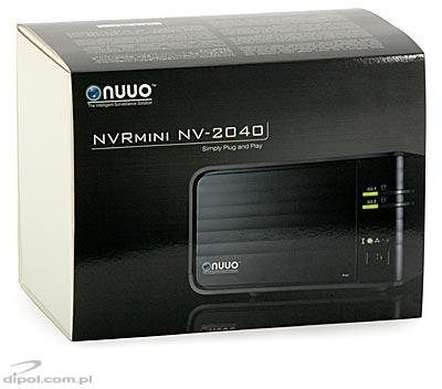 Network Video Recorder: NUUO NV-2040