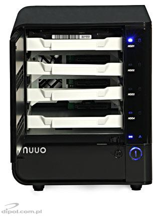 Network Video Recorder: NUUO NV-4080S