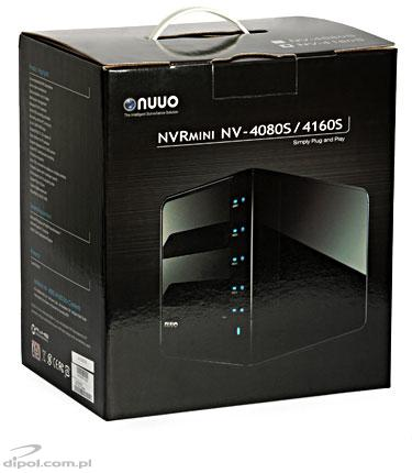 Network Video Recorder: NUUO NV-4160S (16ch/120fps/1.3MP) - Výprodej!!