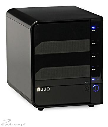 Network Video Recorder: NUUO NV-4160S (16ch/120fps/1.3MP)